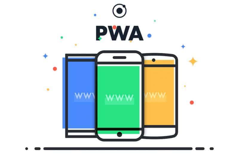 Application web progressive
