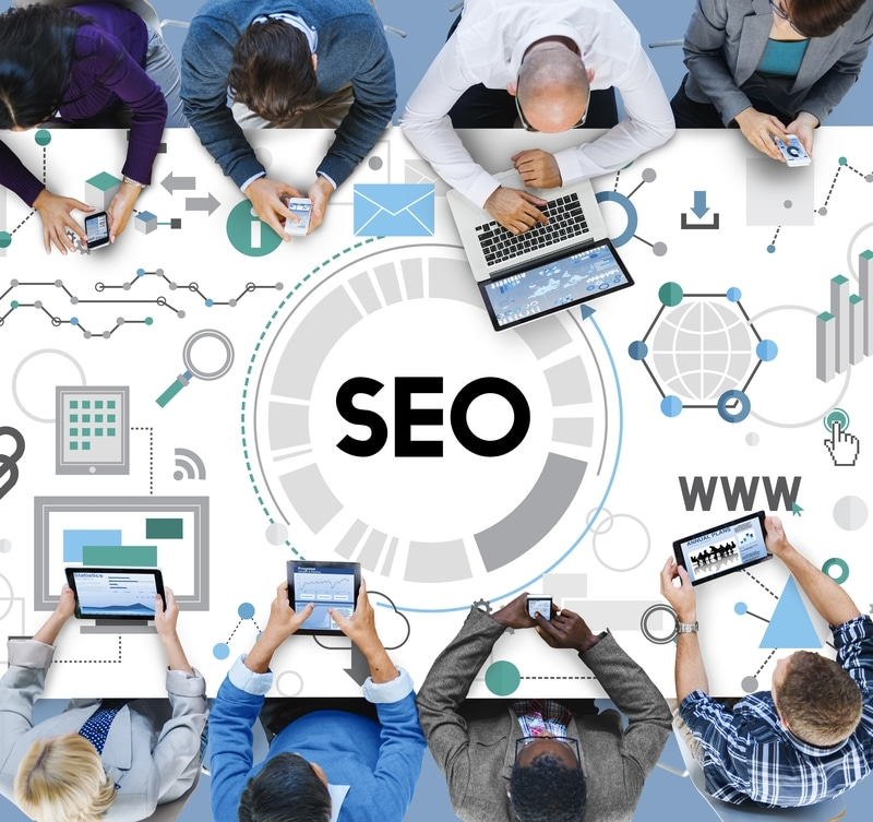Recherches internet et référencement